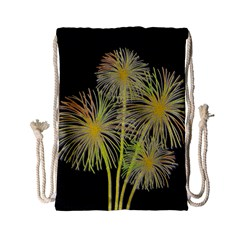 Dandelions Drawstring Bag (Small)