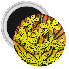 Bees 3  Magnets