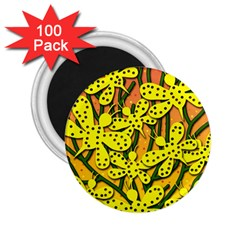 Bees 2.25  Magnets (100 pack)