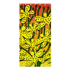 Bees Shower Curtain 36  x 72  (Stall)