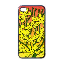 Bees Apple iPhone 4 Case (Black)
