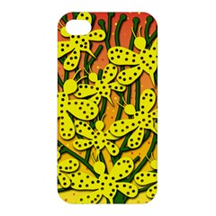 Bees Apple iPhone 4/4S Hardshell Case