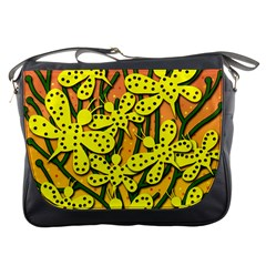Bees Messenger Bags