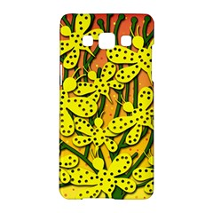 Bees Samsung Galaxy A5 Hardshell Case