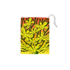 Bees Drawstring Pouches (xs)