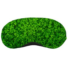 Shamrock Clovers Green Irish St  Patrick Ireland Good Luck Symbol 8000 Sv Sleeping Masks