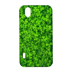 Shamrock Clovers Green Irish St  Patrick Ireland Good Luck Symbol 8000 Sv LG Optimus P970