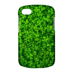 Shamrock Clovers Green Irish St  Patrick Ireland Good Luck Symbol 8000 Sv BlackBerry Q10