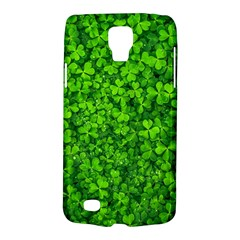 Shamrock Clovers Green Irish St  Patrick Ireland Good Luck Symbol 8000 Sv Galaxy S4 Active