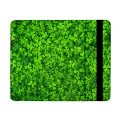 Shamrock Clovers Green Irish St  Patrick Ireland Good Luck Symbol 8000 Sv Samsung Galaxy Tab Pro 8 4  Flip Case