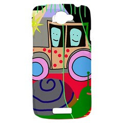 Tractor HTC One S Hardshell Case