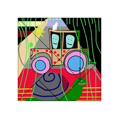 Tractor Acrylic Tangram Puzzle (4  x 4 )