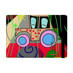 Tractor Apple iPad Mini Flip Case