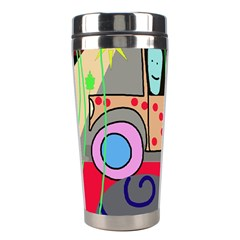 Tractor Stainless Steel Travel Tumblers
