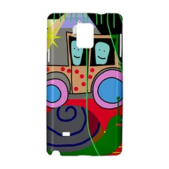 Tractor Samsung Galaxy Note 4 Hardshell Case