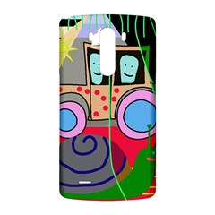 Tractor LG G3 Back Case
