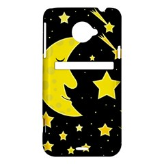 Sleeping moon HTC Evo 4G LTE Hardshell Case