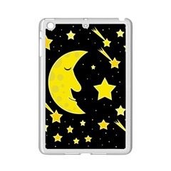 Sleeping moon iPad Mini 2 Enamel Coated Cases