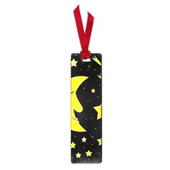 Sleeping moon Small Book Marks