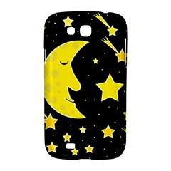 Sleeping moon Samsung Galaxy Grand GT-I9128 Hardshell Case