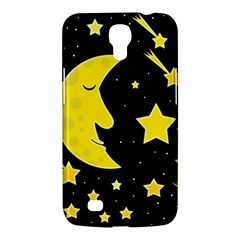 Sleeping moon Samsung Galaxy Mega 6.3  I9200 Hardshell Case