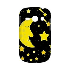 Sleeping moon Samsung Galaxy S6810 Hardshell Case
