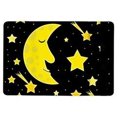 Sleeping moon iPad Air Flip