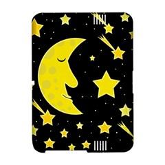 Sleeping moon Amazon Kindle Fire (2012) Hardshell Case