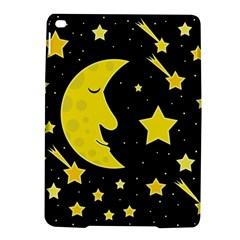 Sleeping moon iPad Air 2 Hardshell Cases