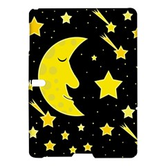 Sleeping Moon Samsung Galaxy Tab S (10 5 ) Hardshell Case