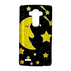 Sleeping moon LG G4 Hardshell Case