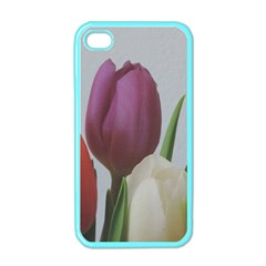 Tulips Apple iPhone 4 Case (Color)