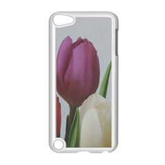Tulips Apple iPod Touch 5 Case (White)
