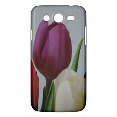 Tulips Samsung Galaxy Mega 5.8 I9152 Hardshell Case