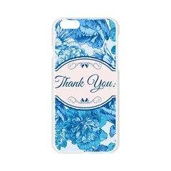 Thank You Apple Seamless iPhone 6/6S Case (Transparent)