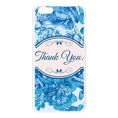 Thank You Apple Seamless iPhone 6 Plus/6S Plus Case (Transparent)