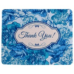 Thank You Jigsaw Puzzle Photo Stand (Rectangular)
