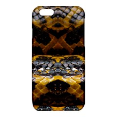 Textures Snake Skin Patterns iPhone 6/6S TPU Case