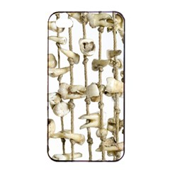 Hanging Human Teeth Dentist Funny Dream Catcher Dental Apple iPhone 4/4s Seamless Case (Black)