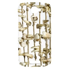 Hanging Human Teeth Dentist Funny Dream Catcher Dental HTC One S Hardshell Case