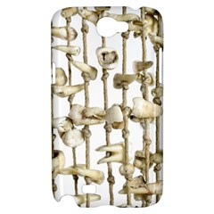 Hanging Human Teeth Dentist Funny Dream Catcher Dental Samsung Galaxy Note 2 Hardshell Case