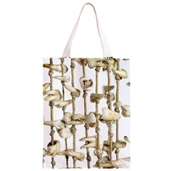 Hanging Human Teeth Dentist Funny Dream Catcher Dental Classic Light Tote Bag