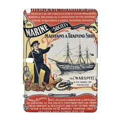 Vintage Advertisement British Navy Marine Typography Samsung Galaxy Note 10.1 (P600) Hardshell Case