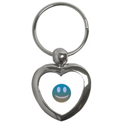 Smiley Key Chains (heart)