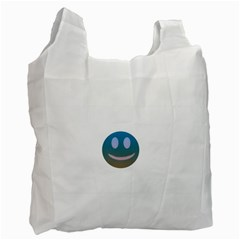 Smiley Recycle Bag (two Side)