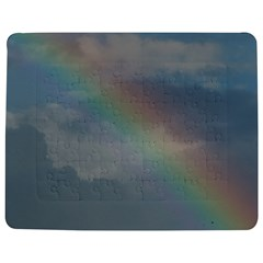 Rainbow In The Sky Jigsaw Puzzle Photo Stand (rectangular)