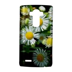 White Summer Flowers Oil Painting Art Lg G4 Hardshell Case