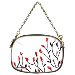 Elegant tree Chain Purses (Two Sides)