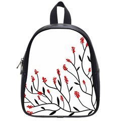 Elegant tree School Bags (Small)