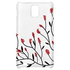 Elegant tree Samsung Infuse 4G Hardshell Case